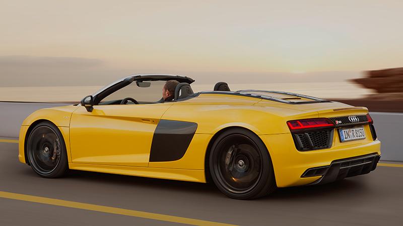 Ya está disponible el Audi R8 Spyder en Alemania: Necesitarás desembolsar al menos 179.000 euros... 2