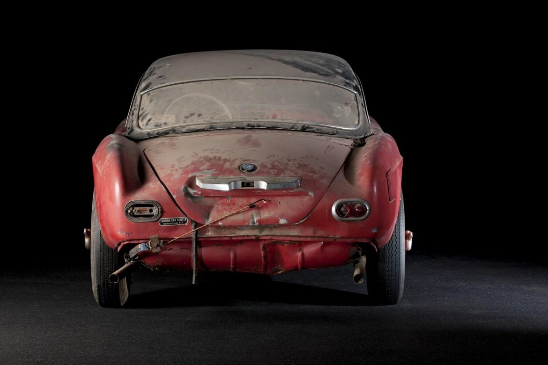 El BMW 507 Roadster de Elvis Presley vuelve a sus días de gloria en Pebble Beach 5
