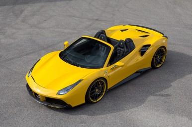 Ferrari 488 GTB Novitec Rosso: ¡772 CV de potencia para despeinarte!