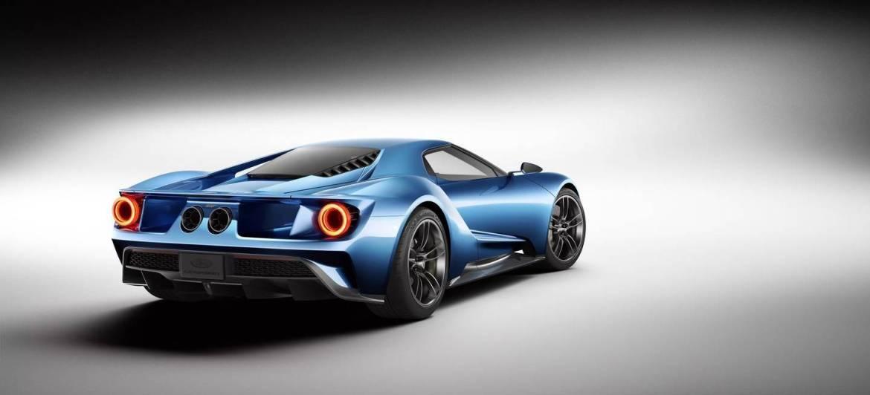 Ford amplía la producción del GT 2 años más: Se fabricará hasta el 2020 1