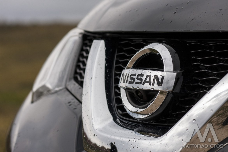 Prueba: Nissan X-Trail DIG-T 163 CV 4x2 Tekna (diseño, habitáculo, mecánica) 9