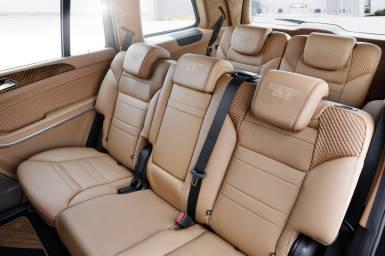 BRABUS 850 XL: El Mercedes-AMG GLS 63 de 8 plazas y... ¡850 CV!