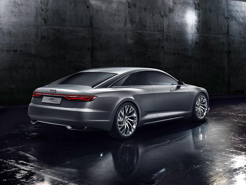 El siguiente Audi A8 debería ser igual o más confortable que el Mercedes Clase S 2