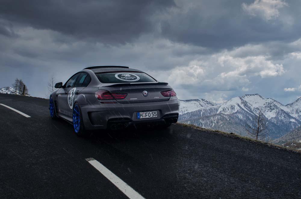 Fostla BMW 650ix Gran Coupe: La mejor manera para no pasar desapercibido 6