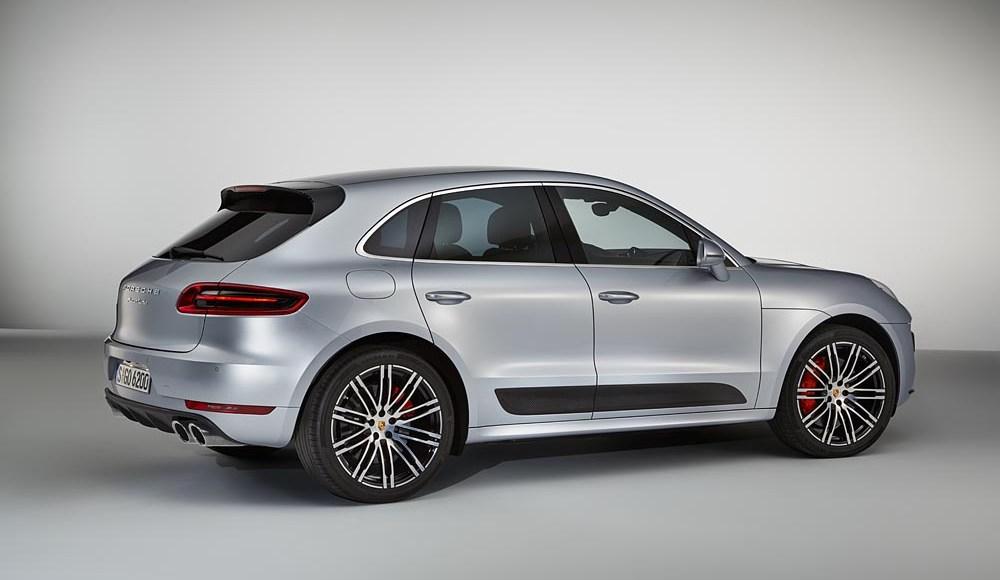 Porsche Macan Turbo Performance Package: 40 CV extra y mejor dinámica 5