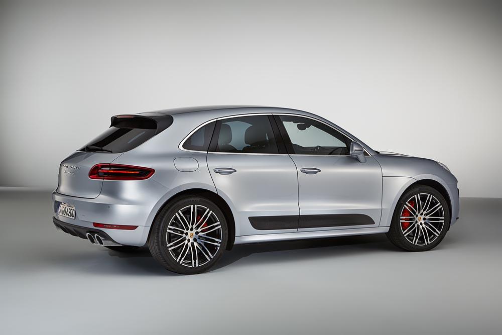 """Porsche baraja versiones """"coupé"""" de los actuales Cayenne y Macan, ¿cuestión de tiempo?"""