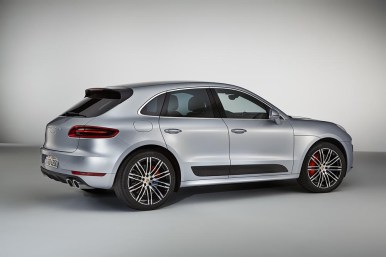 Porsche Macan Turbo Performance Package: 40 CV extra y mejor dinámica