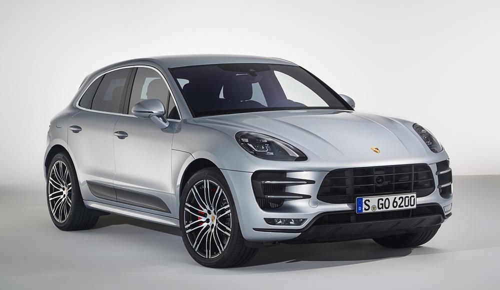 Porsche Macan Turbo Performance Package: 40 CV extra y mejor dinámica 8