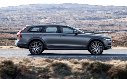 Ranchera todoterreno: Así luce el Volvo V90 Cross Country en imágenes