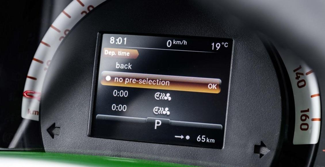 Smart Electric Drive 2017: La nueva gama eléctrica de Smart 16