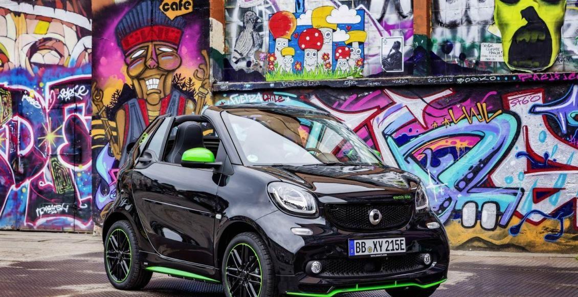 Smart Electric Drive 2017: La nueva gama eléctrica de Smart 21