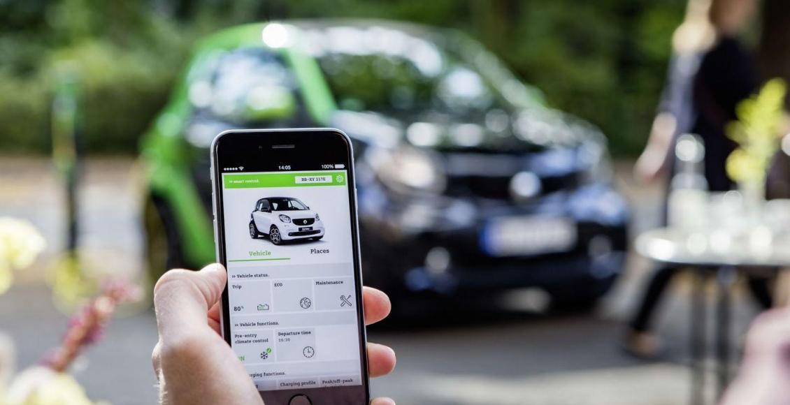 Smart Electric Drive 2017: La nueva gama eléctrica de Smart 24