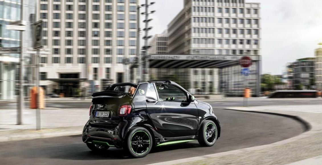 Smart Electric Drive 2017: La nueva gama eléctrica de Smart 28