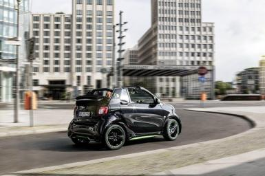 Smart Electric Drive 2017: La nueva gama eléctrica de Smart