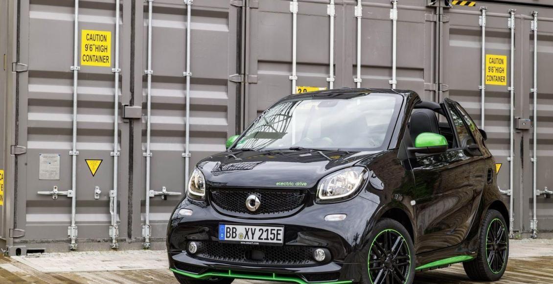 Smart Electric Drive 2017: La nueva gama eléctrica de Smart 41