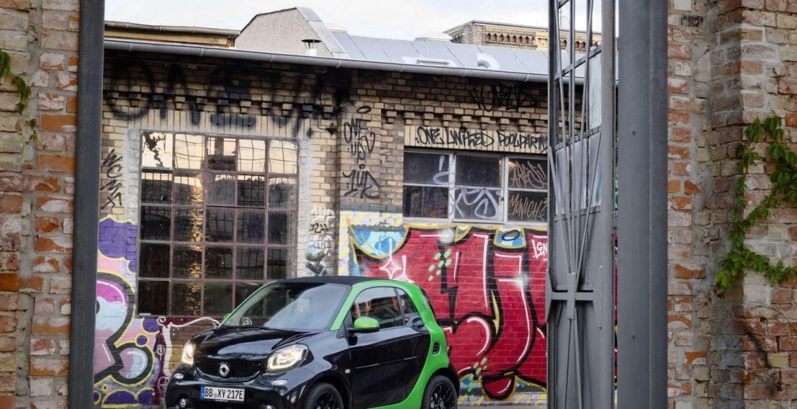Smart Electric Drive 2017: La nueva gama eléctrica de Smart 46