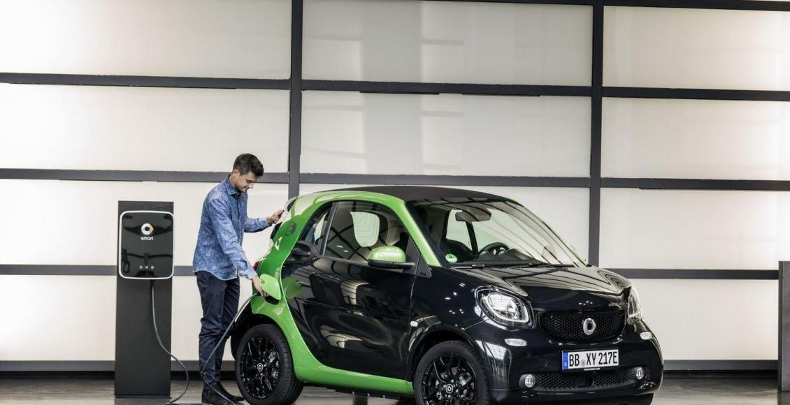 Smart Electric Drive 2017: La nueva gama eléctrica de Smart 54
