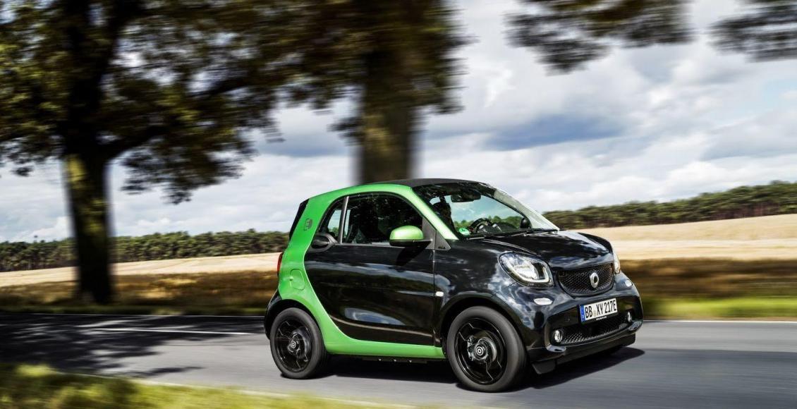 Smart Electric Drive 2017: La nueva gama eléctrica de Smart 56