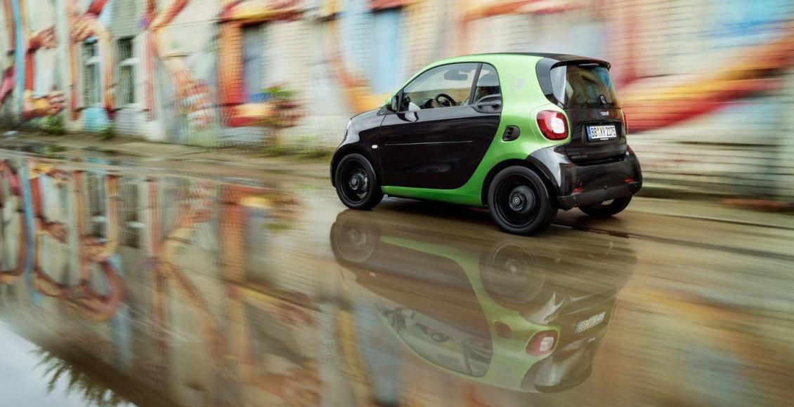 Smart Electric Drive 2017: La nueva gama eléctrica de Smart 62