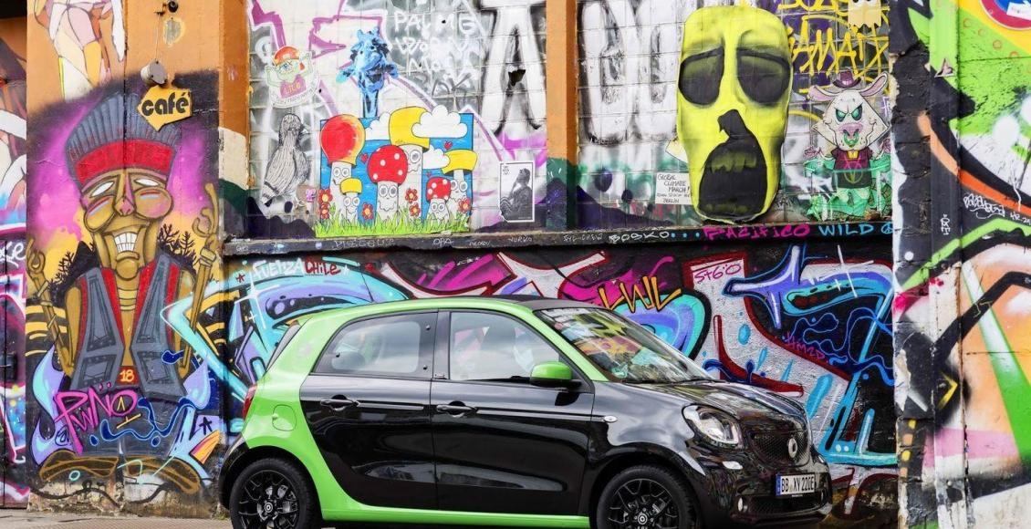 Smart Electric Drive 2017: La nueva gama eléctrica de Smart 69
