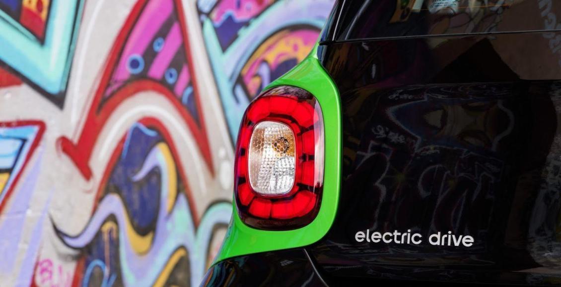 Smart Electric Drive 2017: La nueva gama eléctrica de Smart 72