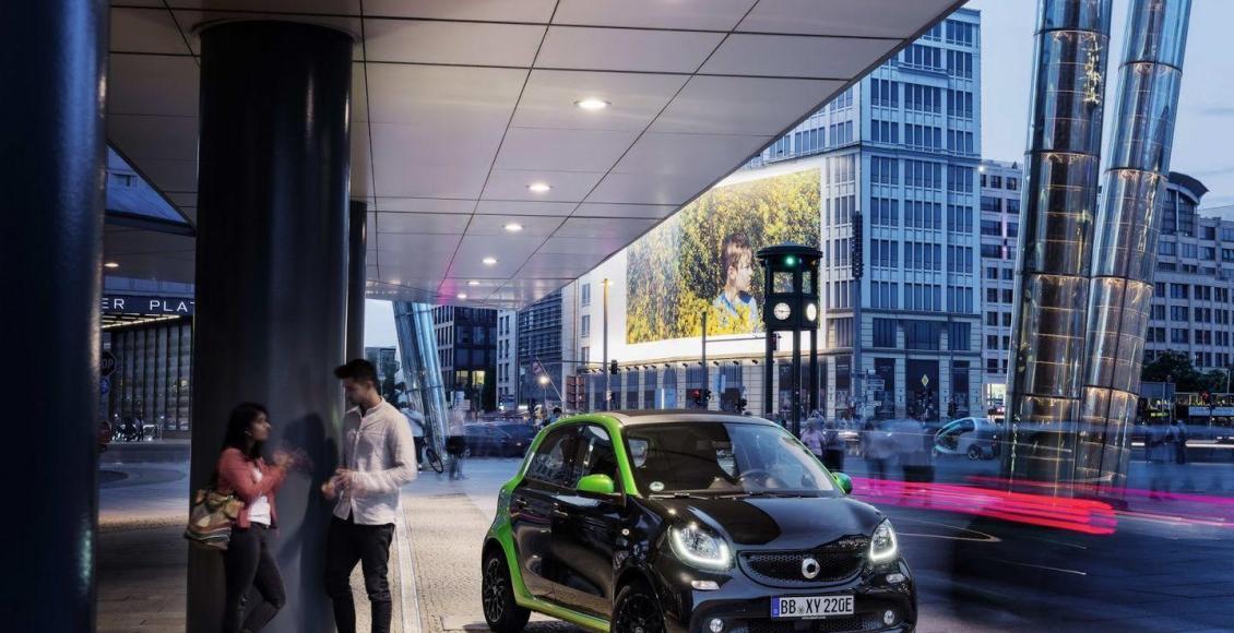 Smart Electric Drive 2017: La nueva gama eléctrica de Smart 75
