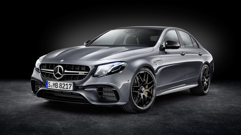Oficial: Mercedes AMG E63 y E63 S 9