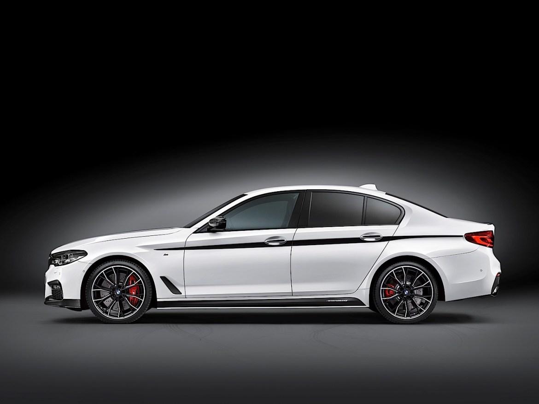 Añade picante a tu BMW Serie 5 de la mano de BMW M Performance 4