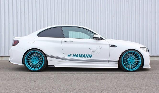 BMW M2 Hamann: 420 CV y unas llantas muy llamativas (entre otros) 1