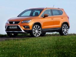 SEAT Ateca JE Design: El SUV español también se viste de gala
