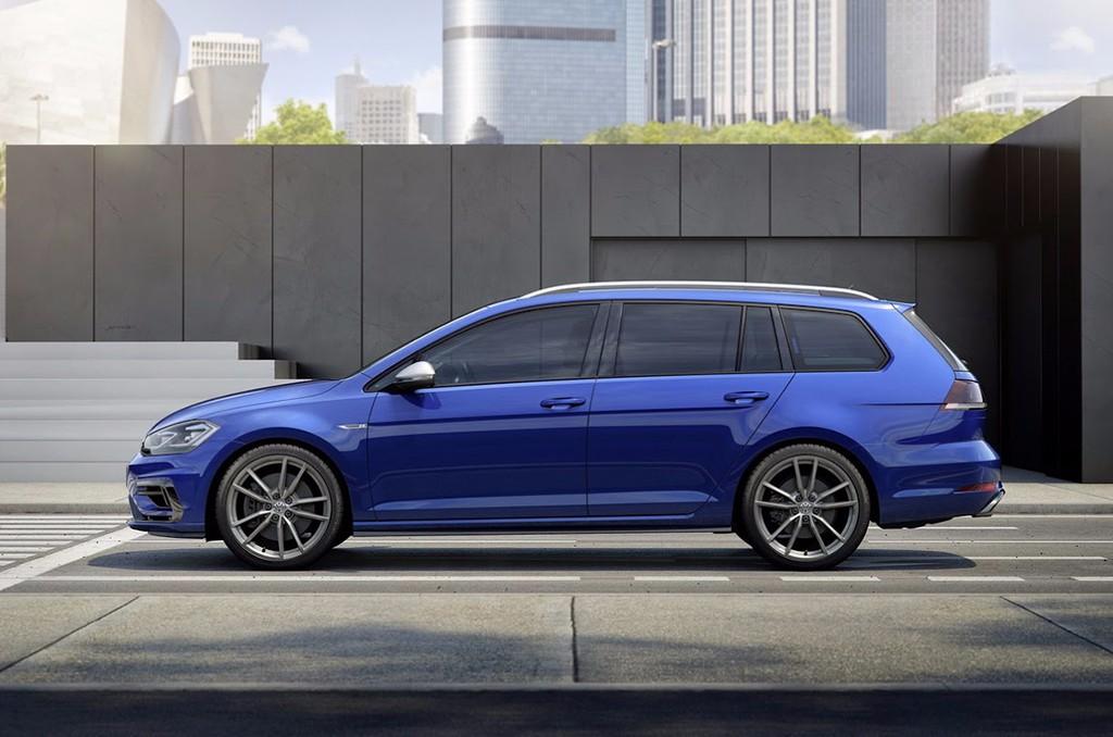 Volkswagen Golf R 2017: Ahora con 310 CV y estética actualizada