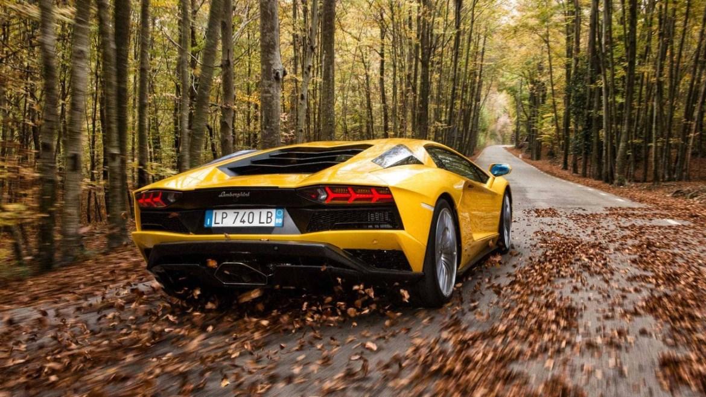 El sucesor del Lamborghini Aventador será híbrido, ¡primeras claves!
