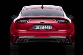 Filtrado: Así es el Kia Stinger GT de tracción trasera que rivalizará con los alemanes