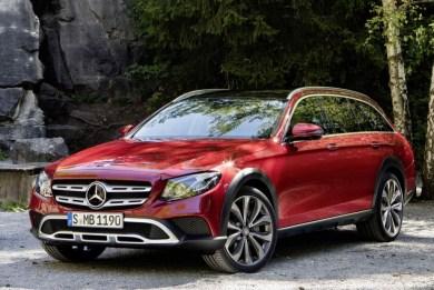 Ahora con más aptitudes off-road: Llega el Mercedes Clase E All-Terrain a nuestro país