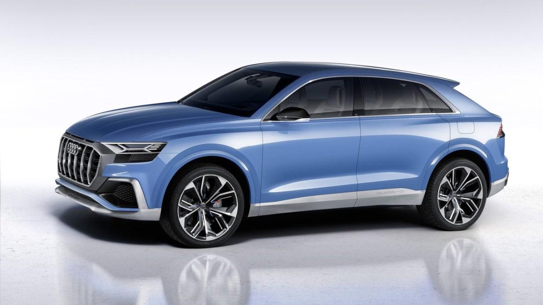 Audi RS Q8 Concept, destino Ginebra y camino a producción