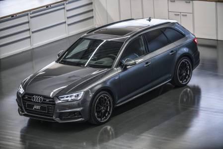 El ABT Audi S4 Avant rompe la barrera de los 400 CV: ¡A la altura del RS4 B8!