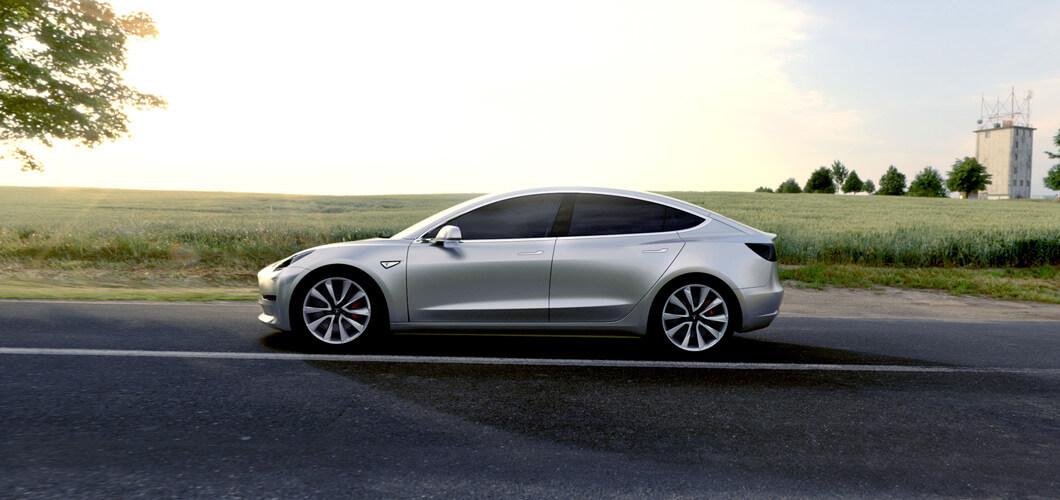 No habrá un Tesla Model 3 con baterías de 100 kWh