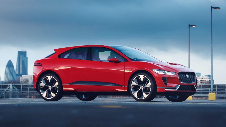 El Jaguar I-Pace será mucho más de lo que imaginas, ¡Jaguar apunta alto!