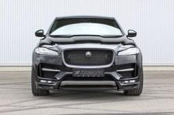 Jaguar F-Pace por Hamann: Ahora con más potencia... ¡hasta 410 CV!