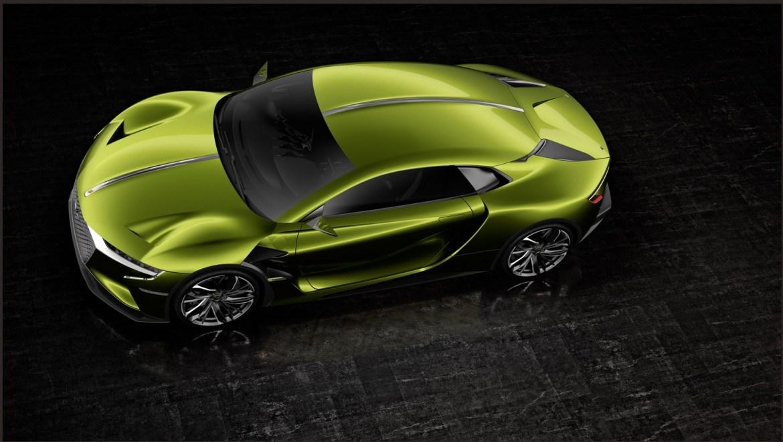 ¿Y si DS estuviera desarrollando un rival francés del BMW i8?
