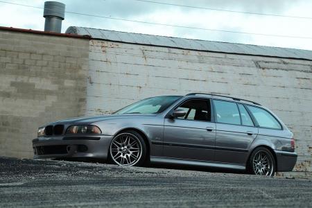 ¿Quieres comprar un BMW M5 E39 Touring? Ahora puedes hacerte con uno, aunque no se fabricó de manera oficial