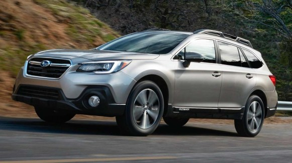 Subaru Outback 2018: La quinta generación del crossover japonés se renueva. ¿Qué cambios trae consigo?