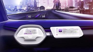 Volkswagen I.D. Crozz: Este SUV 4x4 eléctrico nos muestra el camino del futuro