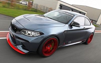 BMW M2 CSR por Lightweight Performance: No esperes más al hipotético M2 GTS, ahora puedes tener uno con 598 caballos