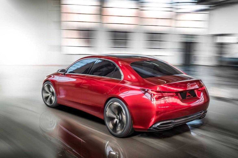 Mercedes lanzará ocho nuevo modelos de tracción delantera con una plataforma nueva