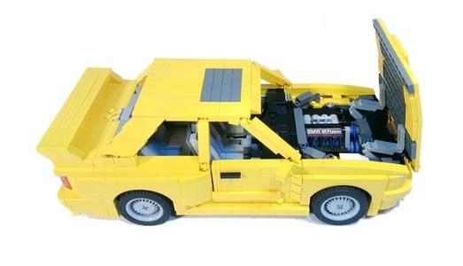 ¿Quieres que LEGO lance un BMW M3 E30? Si ayudas a que salga adelante, podrás hacerlo realidad