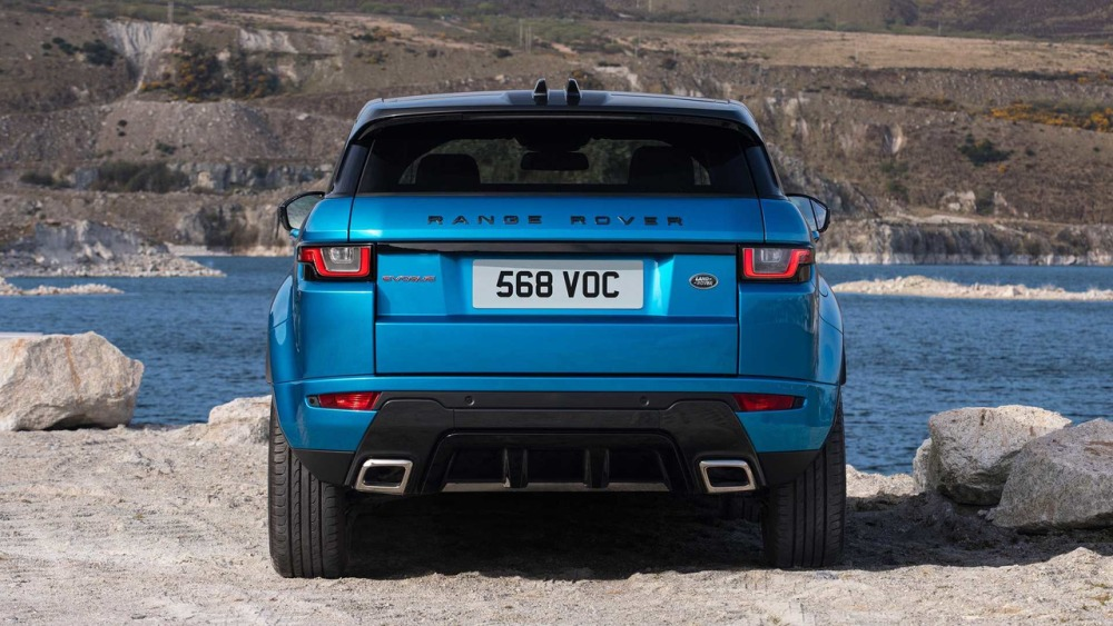 Range Rover Evoque Landmark: Celebrando el éxito comercial del modelo... ¡cada 170 segundos sale una unidad de la fábrica de Inglaterra!