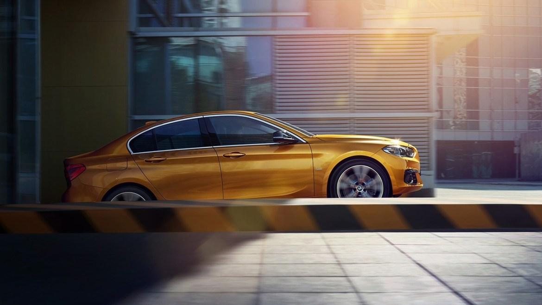 El BMW Serie 1 Sedán ya está más cerca de llegar a España