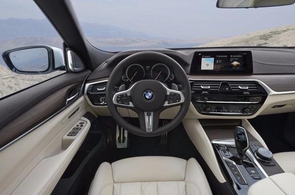 Así quedan los precios del nuevo BMW Serie 6 GT para España: Desde 68.900 euros