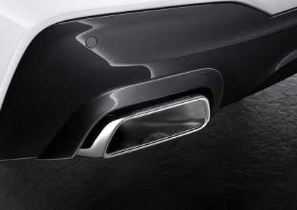 ¡Con la vestimenta deportiva! El BMW Serie 6 GT estrena los accesorios M Performance